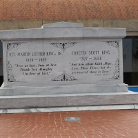 MLK_Coretta_Scott_King_crypt